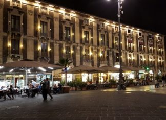 Catania notturna