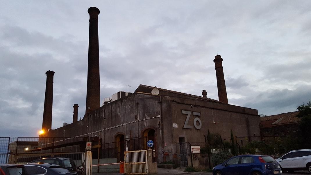 Centro Zo, Catania