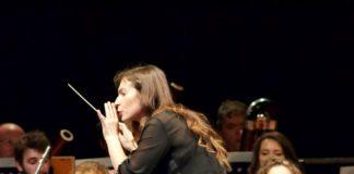 Claudia Patanè dirige l'Orchestra di Magie barocche