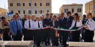 Porto aperto a Catania in via Dusmet