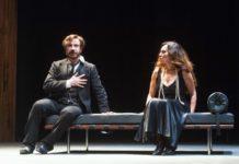 Sebastiano Lo Monaco e Maria Rosaria Carli. Tommaso Le Pera