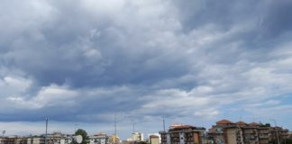 cielo nuvoloso, meteo