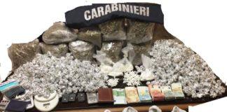 droga operazione carabinieri catania 4 dicembre 2016