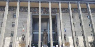 palazzo di giustizia, Catania
