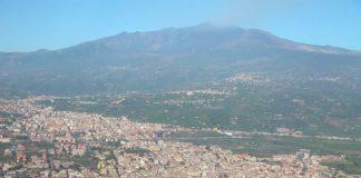 Porto dell'Etna, veduta Frontale. Riposto CT