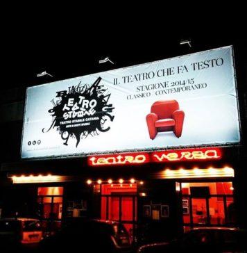 Teatro Stabile Catania, Teatro Verga