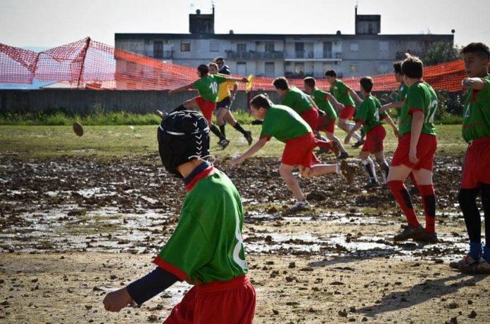 Briganti al San Teodoro nel fango
