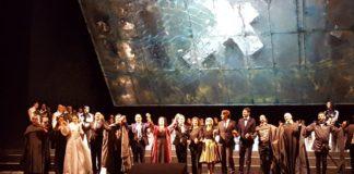 la straniera al Teatro Bellini