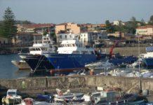 porto Ognina pesca