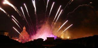 Fuochi d'artificio S. Agata