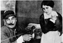 Giovanni Grasso e Virginia Balestrieri