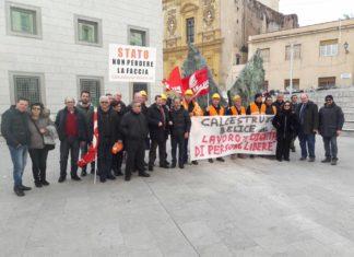 lavoratori Calcestruzzi Belice, Cgil Sicilia