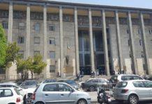 palazzo di giustizia di Catania
