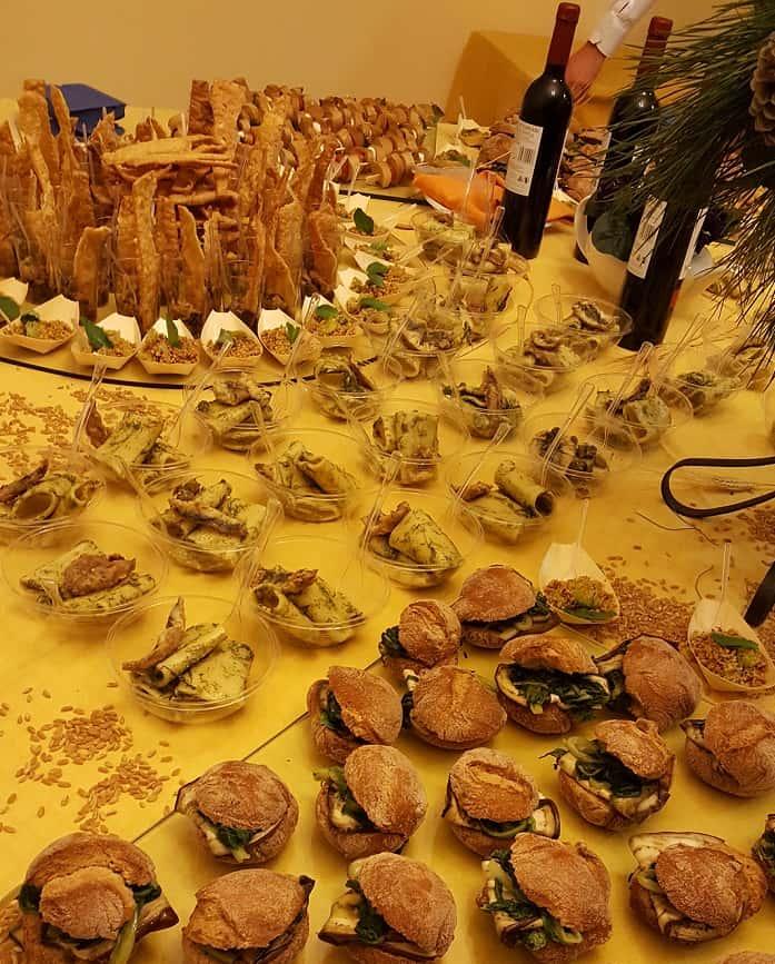 Pasta, cuscus, pane di grano antico