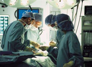 sala operatoria chirurgia