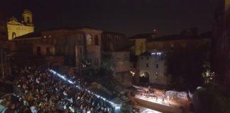 teatro greco romano, Catania