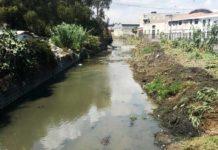 torrente zona industriale Catania