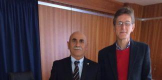 Cna Ragusa: il presidente Santocono e il segretario Brancati