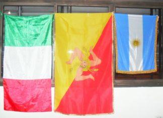 Festa Familias sicilianas Argentina