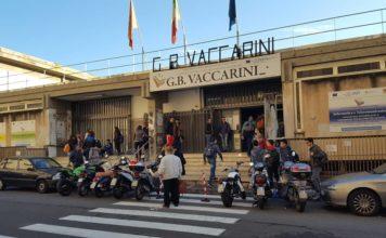 Vaccarini, via Orchidea. Catania