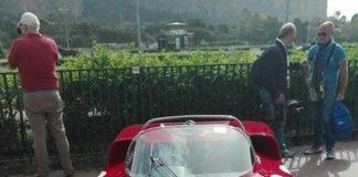 auto cronoscalata Montepellegrino 17
