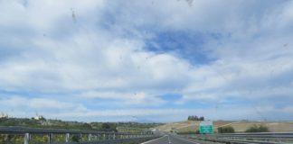 autostrada SR CT Etna