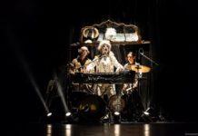 "Compagnia El Grito ""Johann Sebastian Circus"" (Ph Mauro Landi)"
