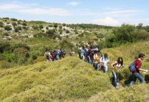 Cutgana, studenti Ateneo a lezione di biodiversità 26 aprile 2017