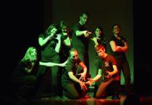 lezione di improvvisazione. Teatroimpulso Catania 2016