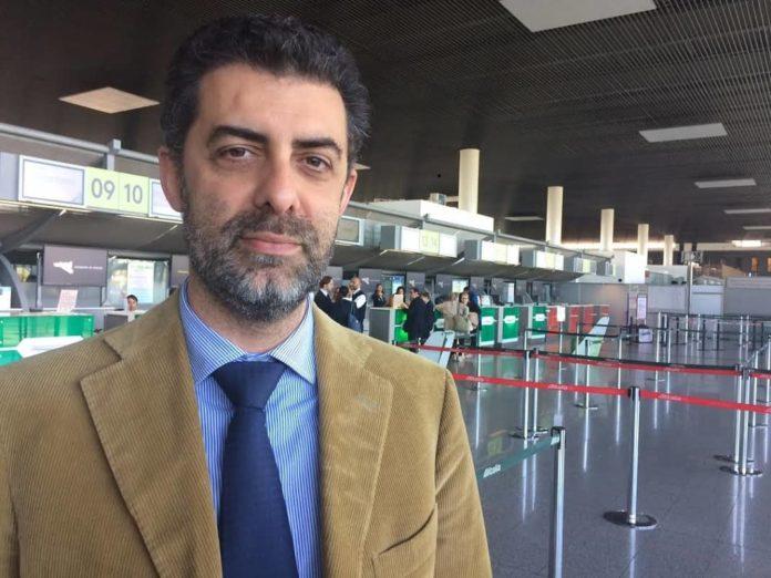 Nico Torrisi, Ad SAC spa (Aeroporto di Catania)