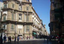 Palermo, i Quattro canti