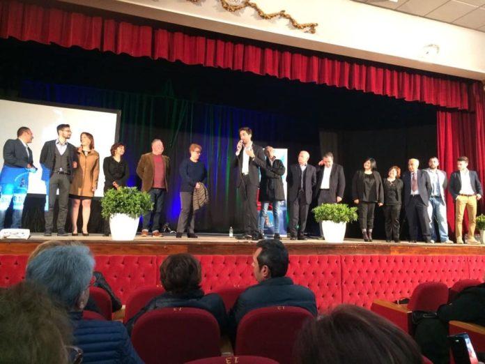 Presentazione Tomarchio, candidato sindaco Aci Bonaccorsi 09-04-17