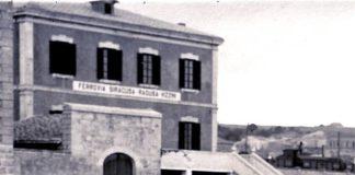 stazione ragusa foto storica