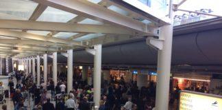 Aeroporto di Catania, traffico Pasqua 2017