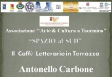 Antonello Carbone locandina libri