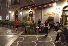 caffè concerto e movida Catania