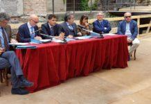 conferenza stampa teatro antico