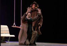 Dietro la porta, teatro Vittorio Emanuele Messina