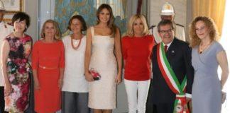 g7 first ladies