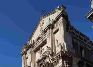 Monastero delle Benedettine, via Crociferi