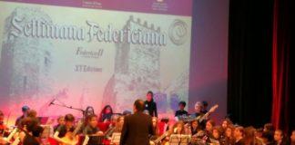 Orchestra De Amicis Settimana federiciana