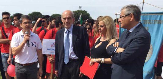 premiazione palio d'Ateneo 2017