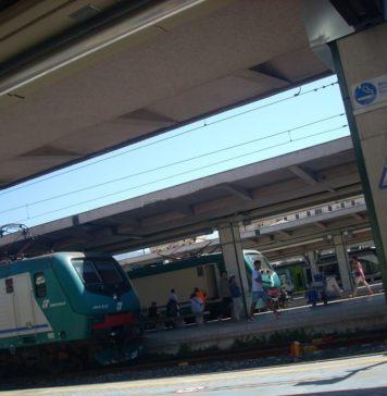 stazione ferrovia Palermo