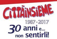 CittàInsieme 30 anni
