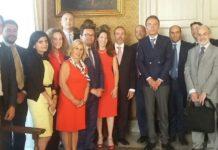 delegazione maltese e confindustria