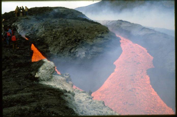 Etna colate e ponte