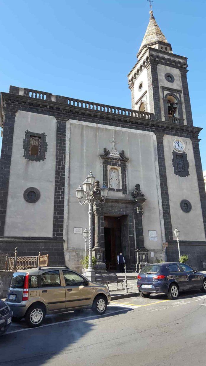 Mascalucia chiesa madre