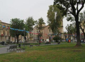piazza Cavour borgo