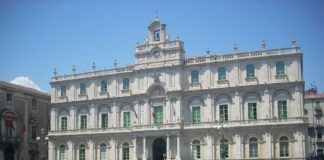 Piazza Università, Catania
