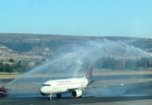 volo Brussels Airlines Comiso
